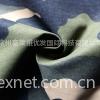 涤锦棉斜纹印花+4级防水 时装面料