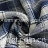 纯亚麻靛蓝色织布