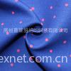 全棉双层布蓝底印花 时装面料