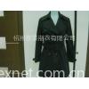 韩版女装双排扣大衣
