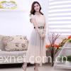 春夏新款韩版女式长款裙时尚