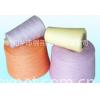 丝棉绒混纺纱