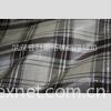 丝棉色织格子纺