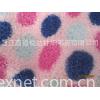 印花珊瑚绒