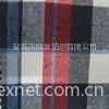 色织格子绒布