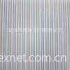 竹涤色织条纹面料