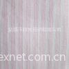 色织条子布