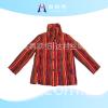 丝绸女式棉衣