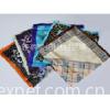 素绉缎小方巾
