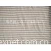 纯棉彩条汗布