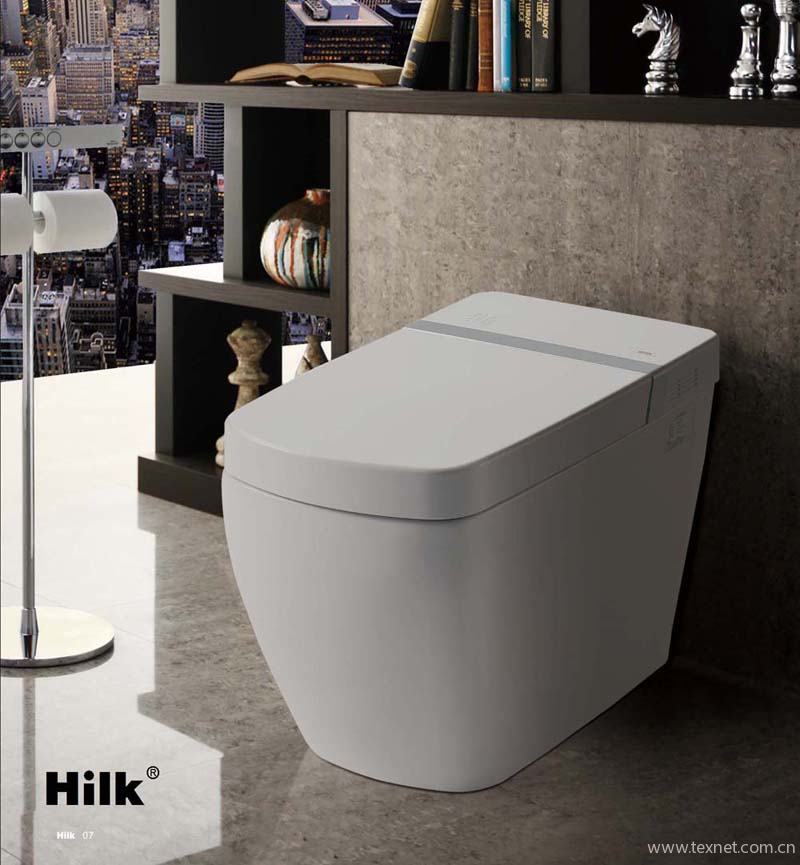 HW501 One piece Intelligent Smart Toilet Seat Bidet Cover, China ...