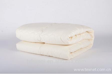 100% polyester summer quilt/thin quilt/tencel fiber quilt