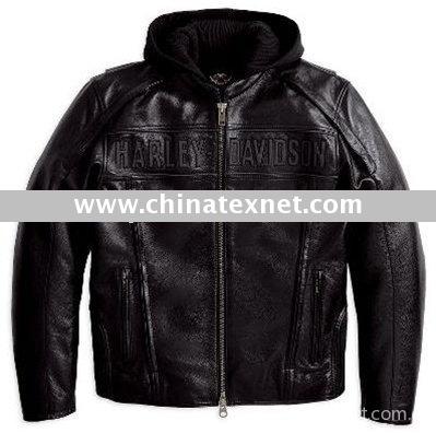 DISCOUNT!harley davidson men s leather 3-in-1 jacket 98138-09vm,harley