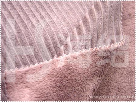 1.12 Tricot corduroy bonding EF velboa
