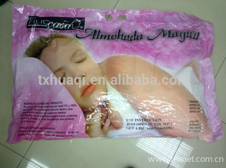 magic pillow/polyester pillow insert