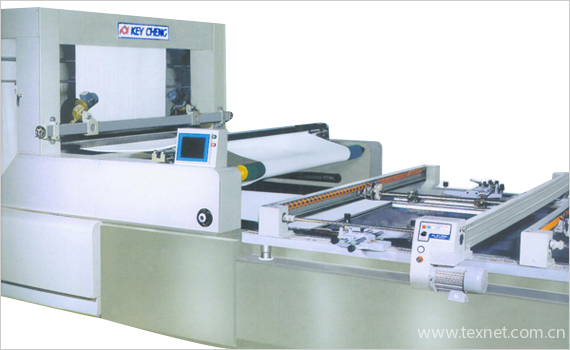 KC-8H(knitting fabric printing machine), China KC-8H(knitting fabric