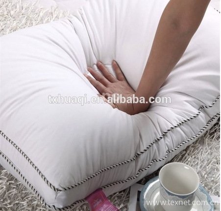 100% washable wool pillow