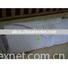 silk fabric/white baby quilt/silk quilt