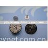 New design copper  jeans button,Garment button