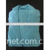 Microfibre mens' bathrobes