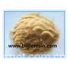 Lanthanum extraction resin