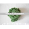solid 100% polyester staple fiber (PSF)