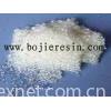 Fluorine removal resin