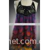 ladies silk dress