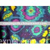 Double-sided silk fabric