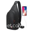 Mens sling backpack