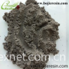 Biodiesel catalyzed resin