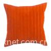 Memory spongy back cushion
