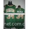 Celtics Pierce basketball uniform
