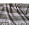 Polyester linen knitted fabric