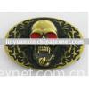 Red Skull  belt buckle
