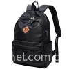 Fashion business or students backpack