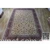 Silk Rug Hand Knotted Iranian Carpet Custom