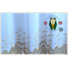 Embroidery Curtain--Plain Embroidery