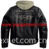 Harley-Davidson Men's Trek 3-in-1 Leather Jacket 97193-10VM