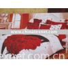 A-1 Romanticism 100%cotton reactive printed bedding set