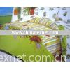 A-14 Glorious Spring 100% cotton reactive Printed bedding set