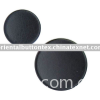black imitation leather  button  for dust coat