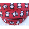 National Treasure of China Panda Printed Ribbon
