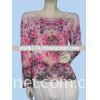 DIGITAL Printed fashion women sweater