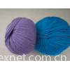 100% merino wool hand kintting yarn