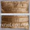 Fake Fur Cushion Cover(fleece backing)