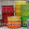 Polyester Satin Ribbon,Gorsgrain Ribbon,Printed Ribbon,Dot Ribbon,Christmas Ribbon,Wedding Ribbon