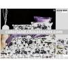 satin fabric bedding set