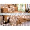 cotton polyester bedding set