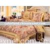 Rayon cotton bedding set